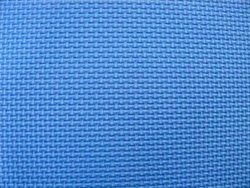 120 Square Feet ( 30 tiles + borders) 'We Sell Mats' Blue 2' x 2' x 3/8'' Anti-Fatigue Interlocking EVA Foam Exercise Gym Flooring