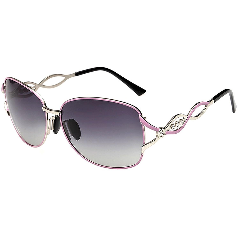 uv protection and polarized sunglasses  LerBen Designer Women\u0027s Sunglasses UV Protection Polarized ...