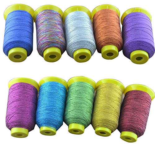 Laliva Big Cone Elastic Sewing Thread 0.05mm Industrial Sewing Thread Elastic Threads for Knitting from Sewing Supplies