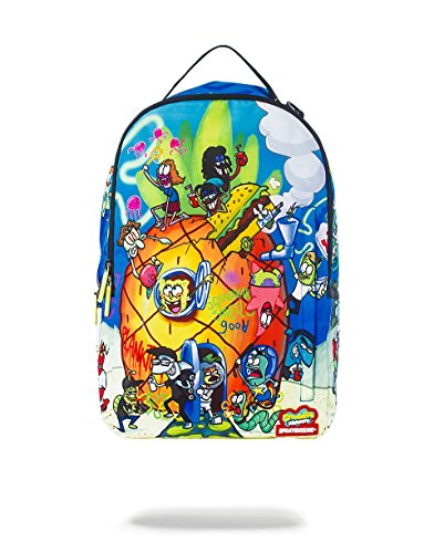 Sprayground Spongebob Pineapple Party Backpack by Sprayground