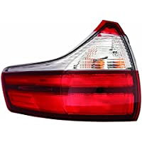 Depo 312-19C6L-AF Tail Lamp Assembly (Toyota Sienna 15-16...