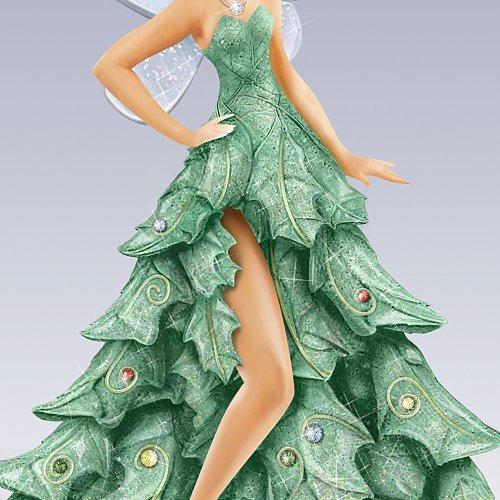 Amazon.com: Bradford Exchange Disney Tinker Bell Christmas ...