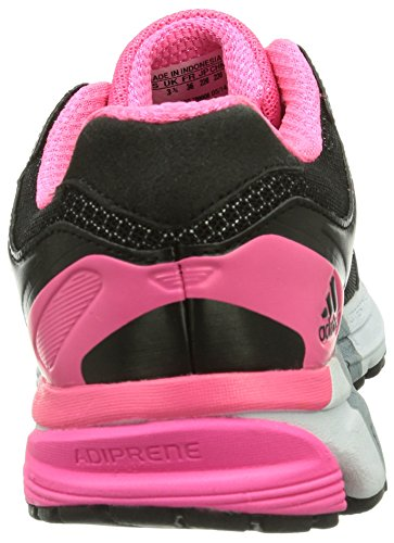 Adidas Nova Stability - Zapatillas de running para mujer Mehrfarbig (black 1/running white ftw/neon pink)