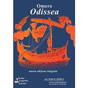 Odissea (The Odyssey) Audiobook