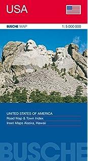 Michelin USA Political Map (Michelin Maps): Amazon.de: Michelin ...