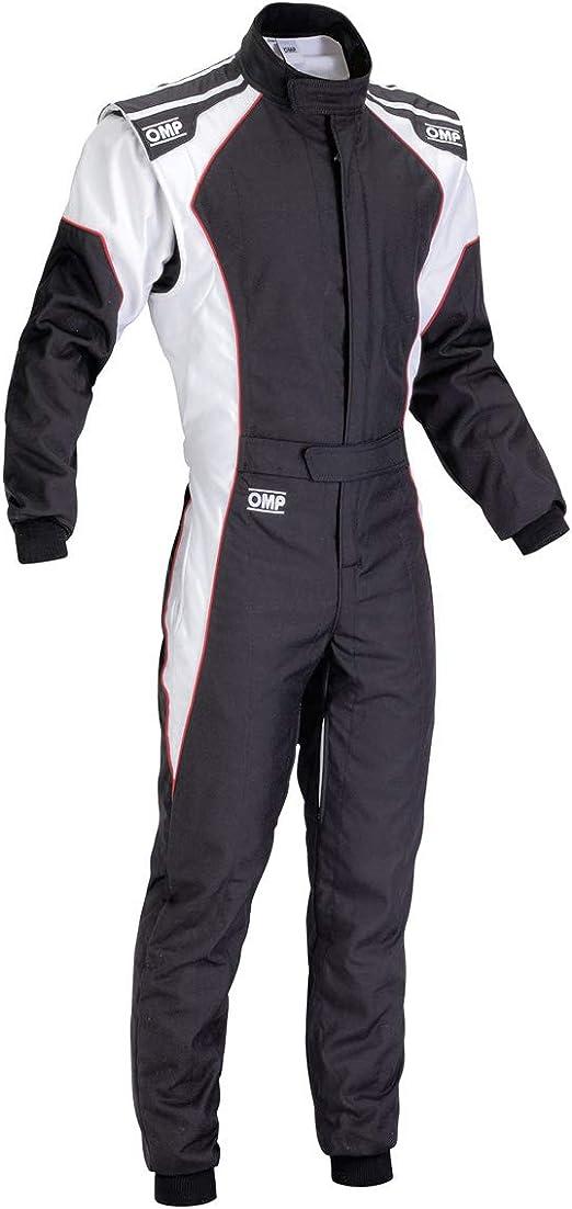 OMP KS-3 Kart Suit KK01723 (Size: 56, Blue/White)