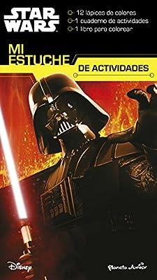 Star Wars. Mi estuche de actividades: Amazon.es: Star Wars, Editorial Planeta S. A.: Libros