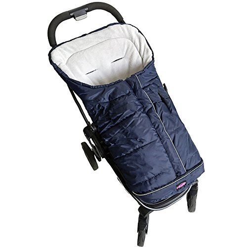 Cozy Warmer Baby Footmuff Fits for Most of Strollers,Jogger, Water/Wind/Snow Proof,Oudtoor Walking Bunting Bag
