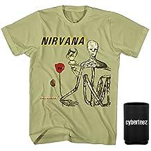 Cyberteez Nirvana Incesticide Men's T-Shirt + Coolie