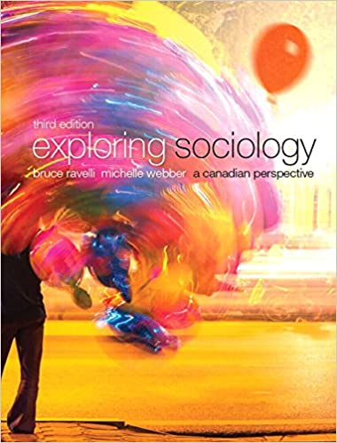 Exploring Sociology: A Canadian Perspective