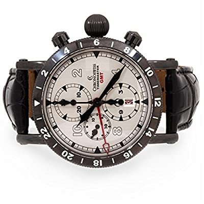 CHRONOSWISS Timemaster Automatic-self-Wind Male Watch CH-7535-GST-SI1 (Certified Pre-Owned) from CHRONOSWISS
