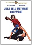 Just Tell Me What You Want poster thumbnail