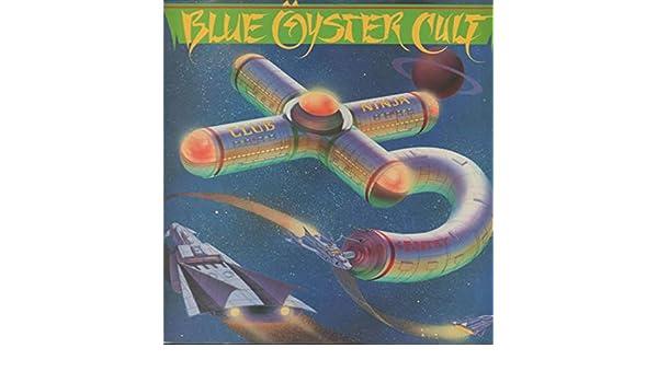 CBS26775 LP Club Ninja VINYL: Blue Oyster Cult: Amazon.es ...