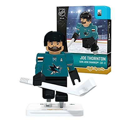 OYO Sports NHL Minifigure San Jose Sharks Joe Thornton