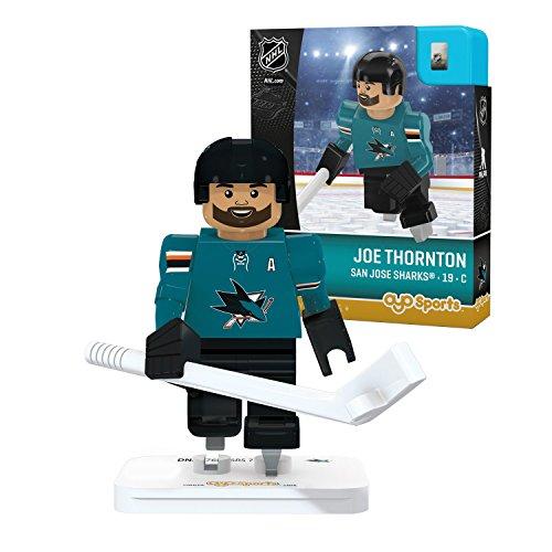 Joe Thornton Nhl - OYO Sports NHL Minifigure San Jose Sharks Joe Thornton