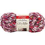Premier City Life Ladder Yarn - Grenadine Glitz