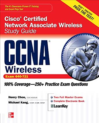 CCNA Wireless Study Guide by Todd Lammle (ebook)