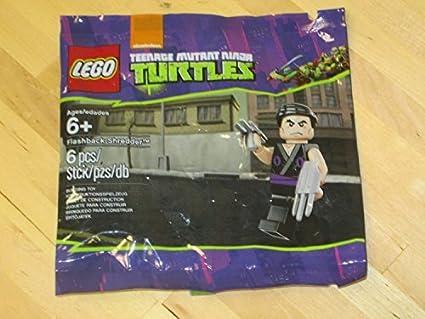 LEGO Teenage Mutant Ninja Turtles Flashback Shredder ...