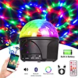 Disco Light Bluetooth Speaker, Sound Actived