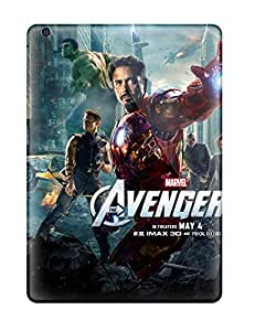 Stacy Santos's Shop 5640874K12463278 Tpu Phone Case With Fashionable Look For Ipad Air - Avengers Poster