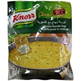 Knorr Cup-A-Soup Chicken Noodles - 15gm (Pack of 4)
