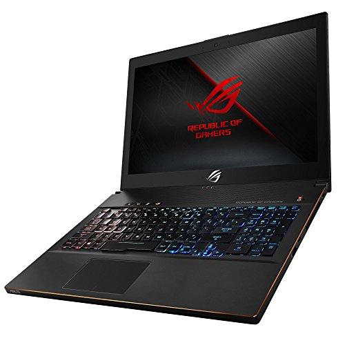 ASUS ROG Zephyrus M (GM501GS-XS74) 15.6in Ultra Slim Gaming Laptop, 144Hz G-SYNC Panel, GTX 1070 8GB, Intel Core i7-8750H, 256GB PCIe SSD + 1TB FireCuda, 16GB DDR4 2666MHz (Renewed)