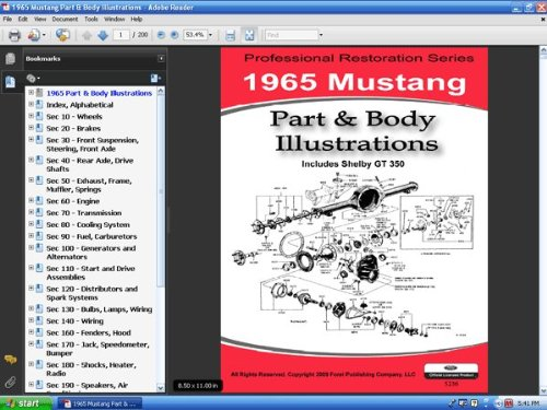 1965 colorized mustang wiring diagrams david e leblanc 1965 colorized mustang wiring diagrams david e leblanc 9781603710244 amazon books asfbconference2016 Choice Image