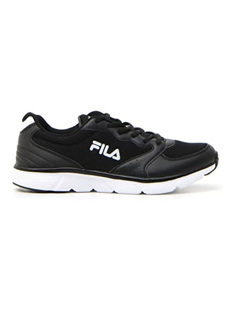 Fila Scarpe Uomo Sneakers Tela Nera 1010284-25Y  Amazon.it  Scarpe e borse 2ddc64c5c3e