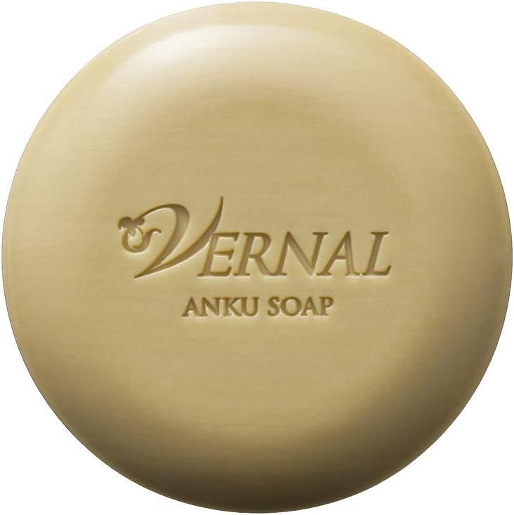 洗顔石鹸 ヴァーナル 薬用アンクソープ