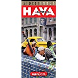 StreetSmart Havana Map by VanDam - City Street Map of Havana - Laminated folding pocket size city travel map (English and Spanish Edition)