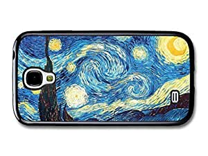 AMAF ? Accessories Starry Night Van Gogh Case fits Samsung Galaxy S4 Painting