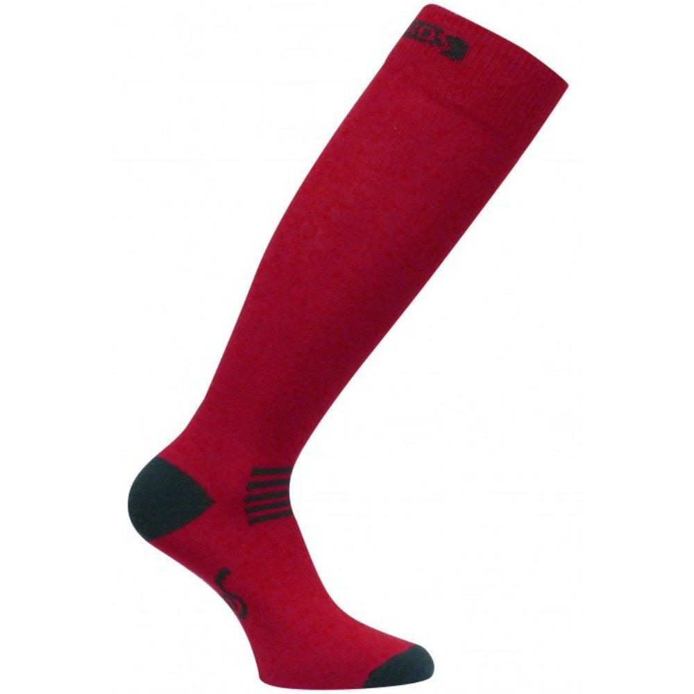 Eurosocks Superlite Ski Socks, Thin Snug Fit, Not To Tight, Ultra Smooth Knit, No Seam Toe, No Bunching -1034