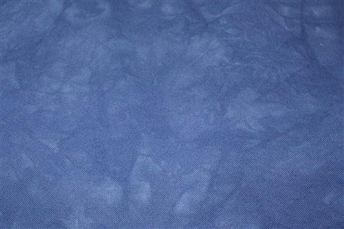 [해외]손으로 염색 한 14 카운트 아이다 천 (DMC / Charles Craft) - Midnight Blue/Hand-dyed 14 Count Aida Cloth (DMC/Charles Craft) - Midnight