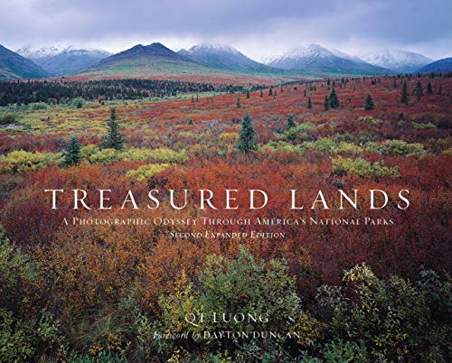 Give the gift of the National Parks with this beautiful coffee table book: the most complete photography book about all the 61 US National Parks, and the only one with location notes for each photograph. Winner of 6 national book awards.QT Luong has...