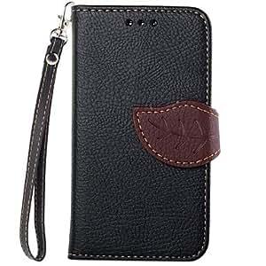 Teléfono Móvil Samsung - Carcasas de Cuerpo Completo - Diseño Especial - para Samsung S3 Mini I8190N ( Negro/Rojo/Verde/Marrón/Rosa , Cuero PU ) , Red