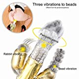 3 Function 360 Rotation Double Penetrations t Amal Ví-bratór for Woman Sexxxv Products