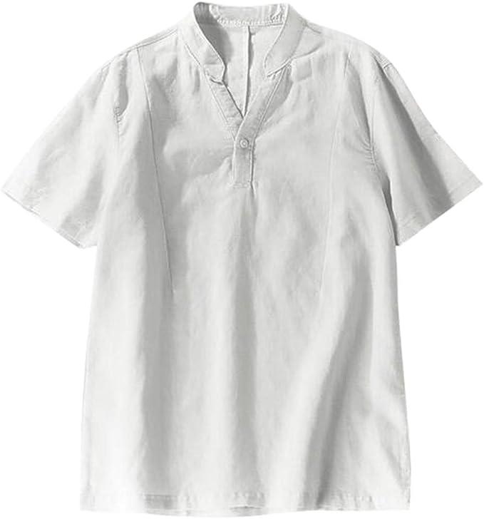 MIRRAY - Camiseta para Hombre, diseño Moderno, algodón Puro y ...