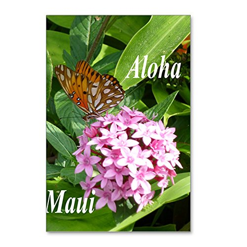 CafePress - Passion Vine Butterfly - Postcards (Package of 8), 6
