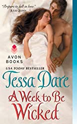 A Week to Be Wicked (spindle cove Book 2)