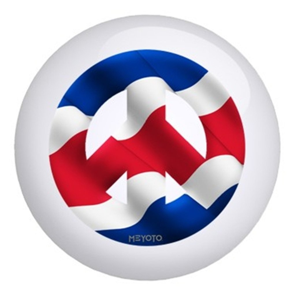 Bowlerstore Products Costa Rican Rican Meyotaフラッグ ボーリングボール B00KFPTKEW Products Costa 16lbs, トラックストップターン:06b5eb3a --- sharoshka.org