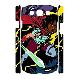 3D [Berserk Series] Samsung Galaxy S3 Cases Kentaro Miura Berserk, Samsung Galaxy S3 Case I9500 Yearinspace - White