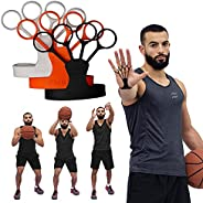 FenBox FlickGlove Basketball Shooting Aid, Training Equipment for Improving Shot and Form, Set of 3 Silicone S