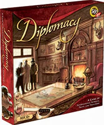 Diplomacy by Wizards of the Coast