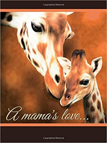 A Mama's Love - A Pocket Journal: Giraffes
