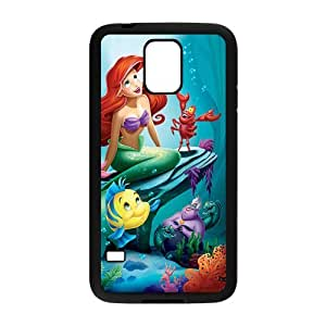 The Little Mermaid Cell Phone Case for Samsung Galaxy S5 WANGJING JINDA