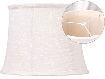 Pantalla para lámpara de mesa, Cubierta de lámpara de mesa estilo ...