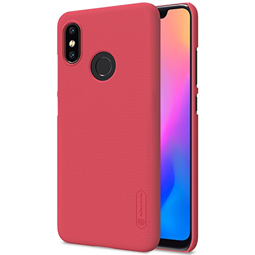 outlet store a6907 20d2c Amazon.com: XIAOMI Mi 8 Case,XIAOMI Mi 8 Back Cover,OPDENK - Nillkin ...