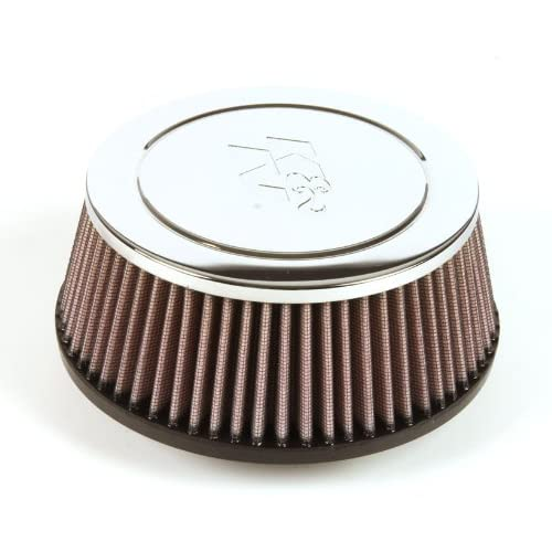K/&N Clamp-On Round Tapered Air Filter RC-9800