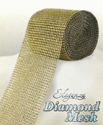 Eleganza Diamond Mesh, Gold by (Eleganza Diamond)