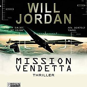 Mission Vendetta (Ryan Drake 1) Hörbuch